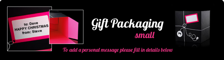 Gift packaging - Small box